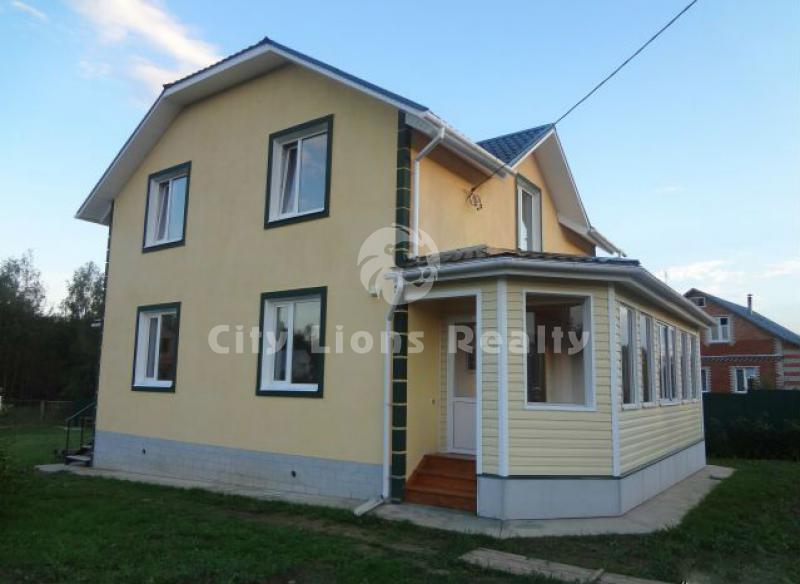 Купить коттедж, загородный дом в Москве